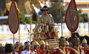 Le défilé de Rama X