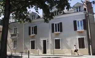 Vue du quartier Zol Mellinet, à Nantes