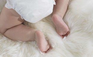 Les couches pour bébé auront une seconde vie aux Pays-Bas. (Illustration)