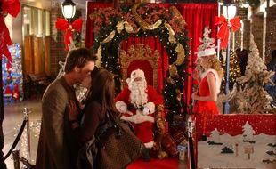 «Les amoureux de Noël», téléfilm diffusé sur M6.