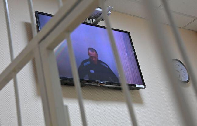 648x415 alexei navalny comparaissait depuis prison visioconference