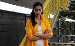 Alba Flores, Nairobi dans «La Casa de Papel», dans la série  «Derrière les barreaux».
