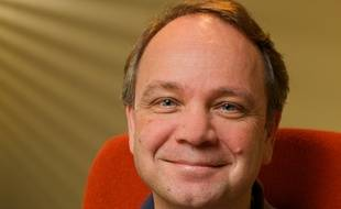 Sid Meier, créateur de jeux vidéo.
