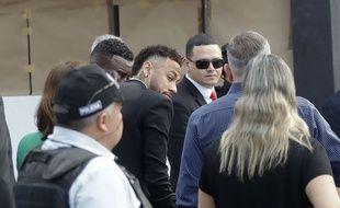 Neymar entendu par la police le 13 juin 2019.