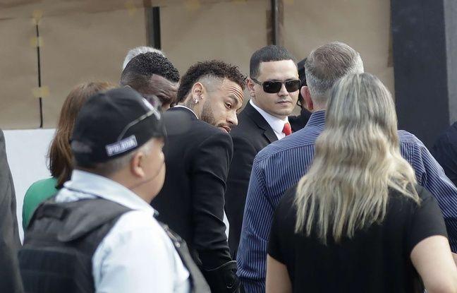 Neymar accusé de viol: Le joueur a été entendu par la police