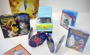 DVD enfants