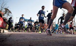 Le marathon de Bordeaux, le premier nocturne en France, se tiendra le 18 avril
