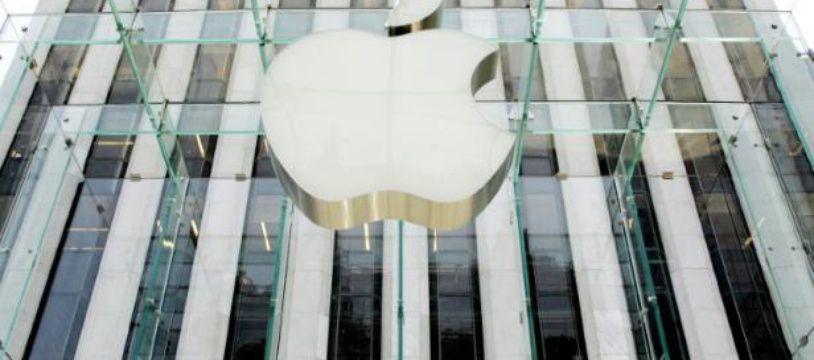 Illustration de la marque Apple
