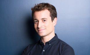 Le journaliste Hugo Clément.