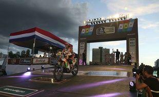 L'édition 2017 du Dakar partira d'Asuncion, au Paraguay, le 2 janvier 2017.