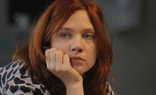 La comédienne Odile Vuillemin dans la saison 5 de la série policière «Profilage».