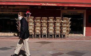 Les restaurants, bars et cafés ont dû fermer après les mesures de confinement liées au coronavirus, engendrant des pertes énormes pour ces entreprises.