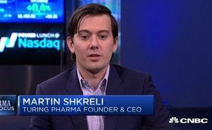 Martin Shkreli, le patron d'une entreprise de produits pharmaceutiques, est un personnage décrié depuis qu'il a augmenté le prix du Daraprim aux Etats-Unis.
