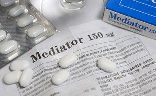 5.903 demandes d'indemnisation des victimes du Mediator avaient été déposées au 5 mars à l'Office national d'indemnisation des accidents médicaux (Oniam), selon le ministère de la santé.