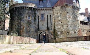 Les portes mordelaises, anciennes fortifications de Rennes, font partie du patrimoine de la capitale bretonne.