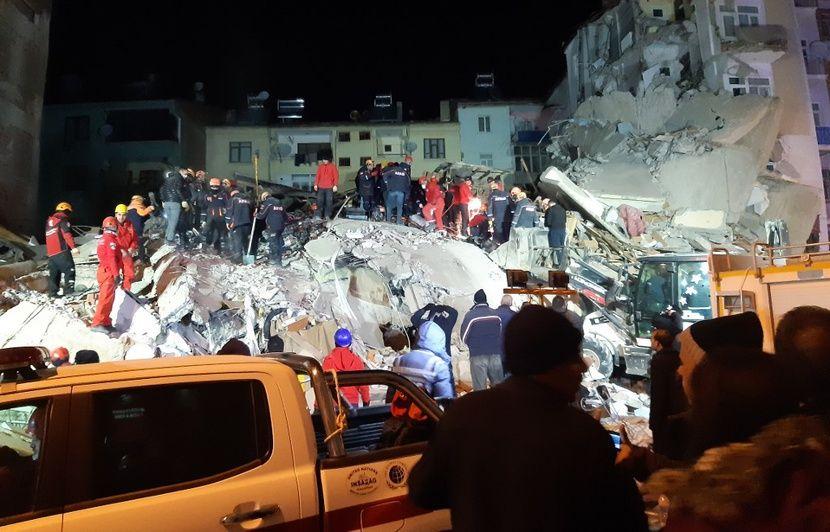 Séisme en Turquie : Au moins 21 morts dans l'est du pays