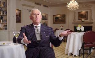 L'ex-conseiller de Donald Trump, Roger Stone, dans le documentaire «Get me Roger Stone».