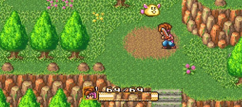 «Secret of Mana» est sorti au Japon sous le nom de «Seiken Densetsu 2» le 6 août 1993.