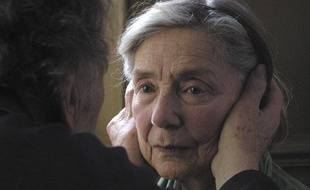Photo du film de Michael Haneke «Amour»