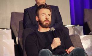 L'acteur Chris Evans