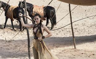 Image extraite de la saison 5 de «Game of Thrones»