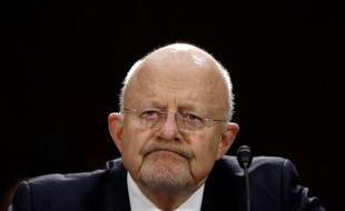 WASHINGTON, DC - APRIL 18: Director of National Intelligence James Clapper testifies before the Senate Armed Services Committee April 18, 2013 in Washington, DC. The committee heard testimony on worldwide threats faced by the country. Win McNamee/Getty Images/AFP
