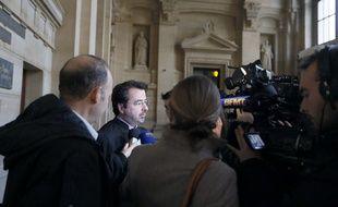 Eric Morain a été l'avocat de la journaliste cyberharcelée, Nadia Daam.