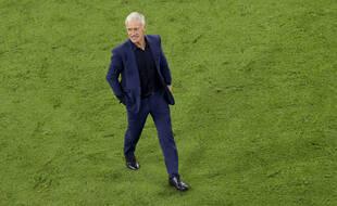 Didier Deschamps et les Bleus attaquent leur deuxième match