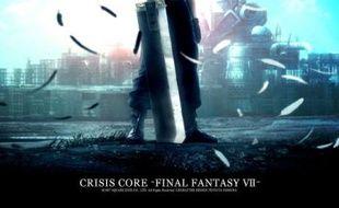 """Illustration du jeu """"Crisis Core : Final Fantasy VII"""" de Square Enix"""