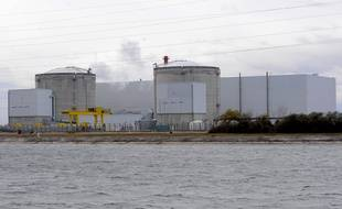 La centrale nucléaire de Fessenheim doit normalement fermer en 2018.