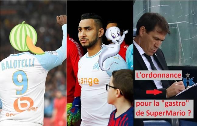 PSG-OM: Entre polémiques et coups de bluff, Marseille n'aurait pas foiré la préparation du classico?