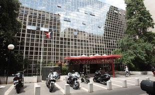 Le tribunal de grande instance de Marseille