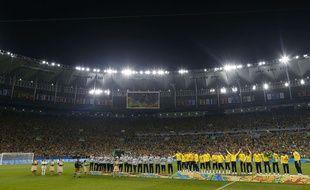 Le stade Maracana accueillera des matchs de la Copa America 2019 au Brésil.