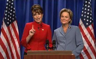 Tina Fey dans son meilleur rôle, celui de Sarah Palin.