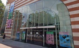 Le Théâtre de la Cité est occupé depuis ce jeudi par la coordination des intermittents du spectacle.