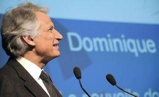 """Le candidat à la présidentielle Dominique de Villepin """"veut garder l'espoir"""" à deux jours du dépôt des parrainages au Conseil constitutionnel pour l'élection, écrit-il mercredi dans un billet publié sur son blog."""