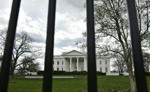 La Maison Blanche, le 17 mars 2016 à Washington
