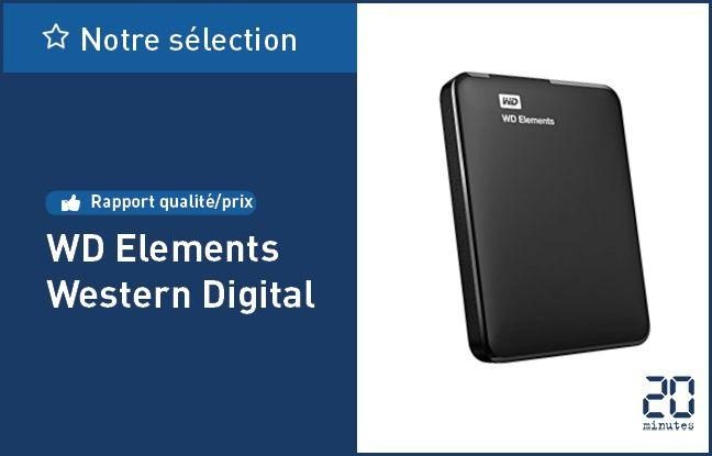 WD Elements Western Digital