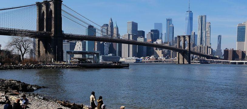 La ville de New York connaissait mercredi 21 février 2018 un record de chaleur pour le mois de février.
