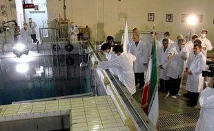 Les Etats-Unis ont rejeté mercredi la mise en garde de l'Iran selon laquelle les discussions sur son programme nucléaire controversé seront vouées à l'échec si les grandes puissances exercent des pressions sur Téhéran.