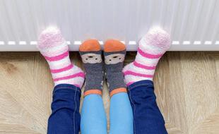 Environ un quart des ménages français déclare s'imposer des restrictions de chauffage