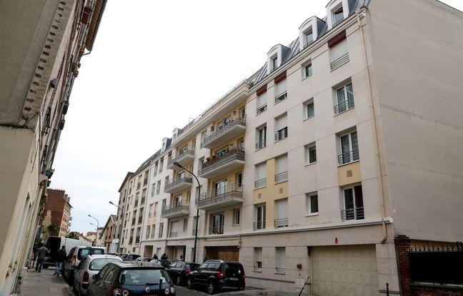 L'immeuble d'Asnières-sur-Seine où a été arrêté, le 16 mai 2020, Félicien Kabuga, considéré comme le financier du génocide rwandais.