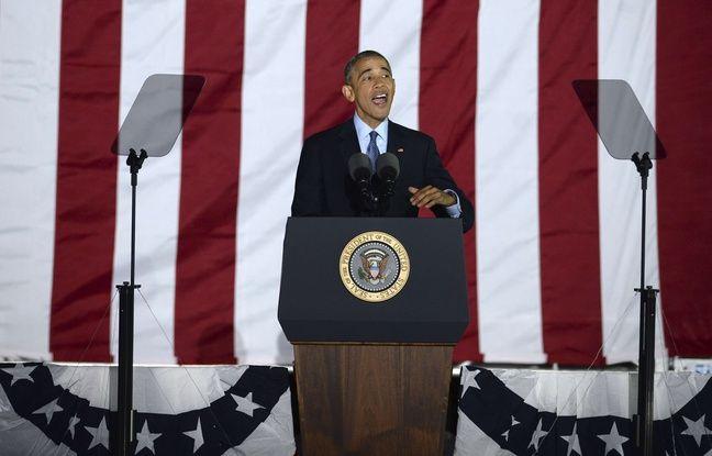 Pr sidentielle am ricaine l 39 lection de trump est aussi la d faite d 39 obama - Election presidentielle etats unis ...
