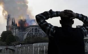 «Symbole de la France», une catastrophe «terrible à voir»...De Berlin, à Jérusalem, les réactions se sont multipliées après l'incendie qui a ravagé Notre-Dame de Paris.