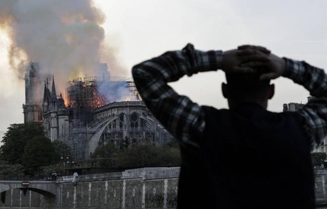 Incendie à Notre-Dame: Les familles Arnault et Pinault annoncent pour 300 millions d'euros de don