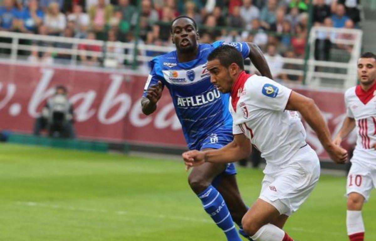 Lille, à la peine en Ligue 1, débute sa campagne en Ligue des champions mercredi contre le BATE Borisov, son adversaire le plus modeste dans le groupe F – Francois Nascimbeni afp.com