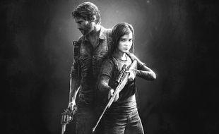 Joël et Ellie, héros de