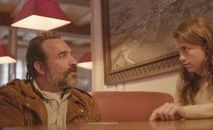 Jean Dujardin et Adèle Haenel dans «Le Daim» de Quentin Dupieux