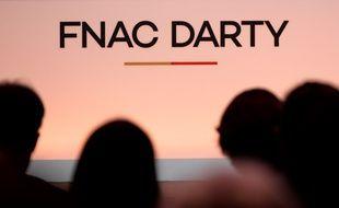 Le logo de Fnac Darty