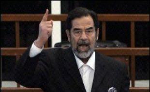 """L'exécution de l'ancien président Saddam Hussein, dont la justice irakienne a confirmé la condamnation à mort et qui doit être pendu d'ici trente jours, pourrait prendre encore """"quelque temps"""", a estimé mercredi le ministre irakien de la Justice, Hashem al-Shibli."""